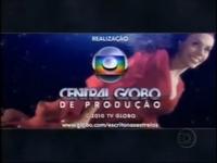 Escrito nas Estrelas seal long Globo 2008 logo 2010