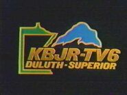 KBJR-TV's TV-6 Video ID From Early 1988