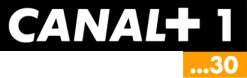 File:Canal+ 1 30 logo 2011.png