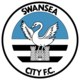 Swansea City AFC logo (1992-1993)