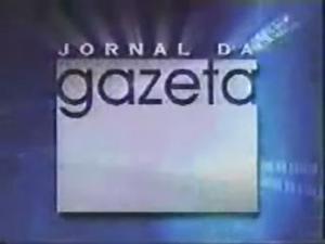 Jornal da Gazeta 2001