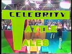 Celebrity Tattletales Logo