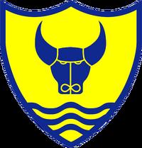 Oxford United FC logo (1996-1998)