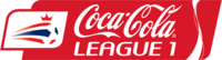 Coca-Cola League 1 logo (linear)