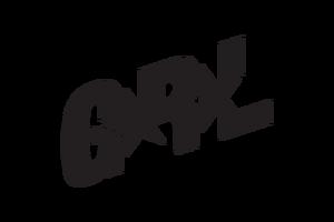 G.R.L logo