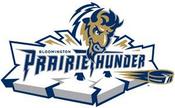 Bloomington PrairieThunder logo