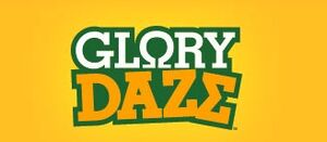 Glory Daze logo