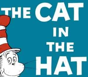 Cat In the Hat Book logo