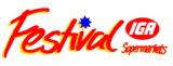 Festival IGA logo 26 October 1992-31 December 2009