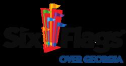 Six Flags Over Georgia logo svg