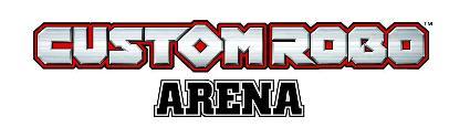Custom robo arena logo lg