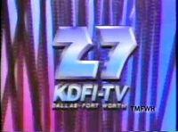 KDFI - mid 1980's