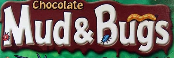 Chocolate Mud and Bugs logo