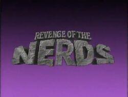 Revenge of the Nerds 1991 TV Pilot