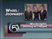 WEWS Wheel and Jeopardy promo 1986