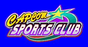 Capcom Sports Club Logo