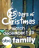 Abc family 25 christmas