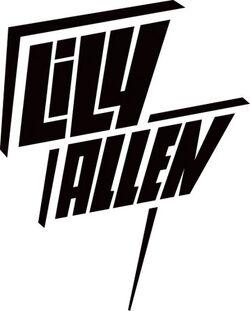 Lily Allen 2006 logo