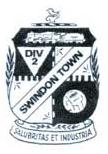 Swindon Town FC logo (Div 2)