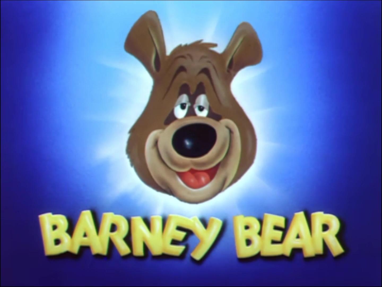 BarneyBearToon