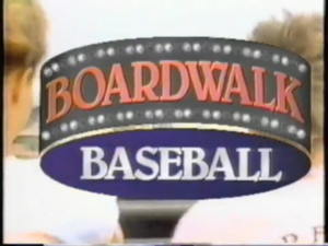 Boardwalk baseball