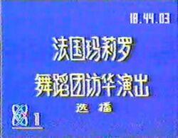 CCTV-1 19910003