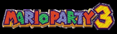 Mario Party 3 Transparent