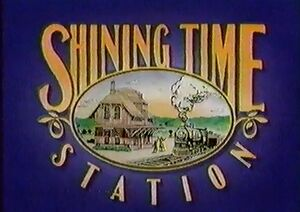 Shining Time Station 1989 logo