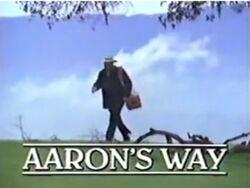 Aaron's way