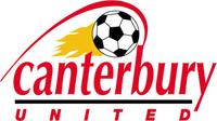 Canterbury United FC logo (2004-2007)