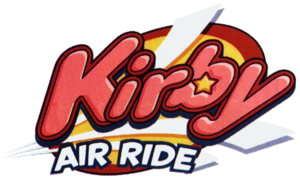 Kirby air ride beta logo by ringostarr39-d7sf5rm