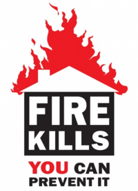 Fire Kills Campain logo