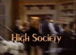 High Society 90s