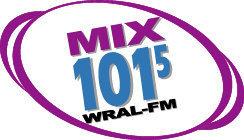 WRAL-FM logo