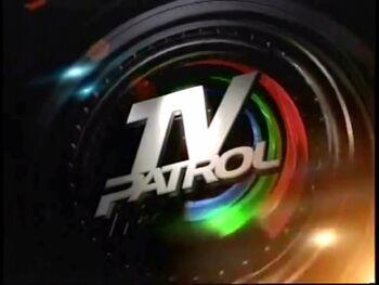 TV Patrol Logo (2010, Opening Billboard, Before & After Commercial Break)