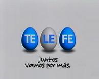 54)Telefe. Juntos vamos por más.