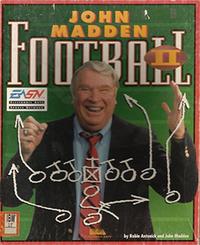 John Madden Football II Coverart