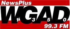 WGAD-AM News logo