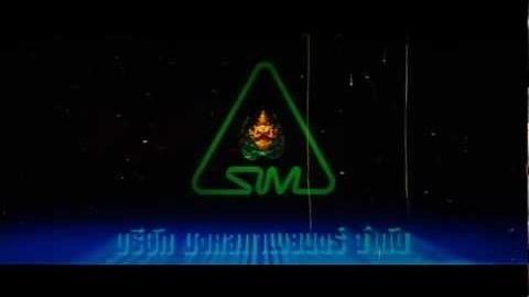 Mongkol Cinema Logo 1985-1992