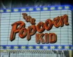Popcorn Kid tv show
