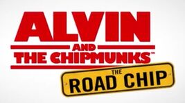Alvin And The Chipmunks--The Road Chip logo