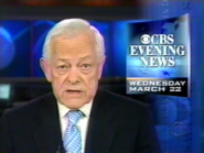 CBS Evening News; March 22, 2006 (14)