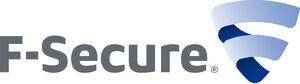 F-Secure logo 2009 hor