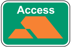 Access logo small