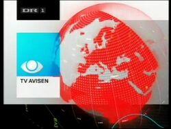 TV Avisen intro 2004