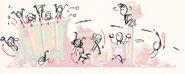 Google La Tomatina 70th Anniversary (Sketch 2)