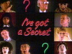 Ive got a secret 1984a