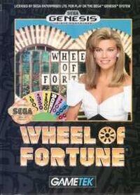 Wheel of Fortune (Sega Genesis)