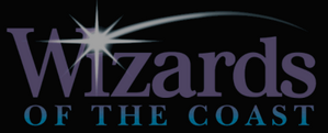Wizards of the Coast first logo