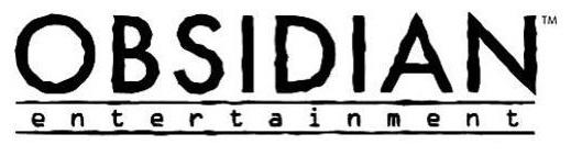 Obsidian entertainment logo